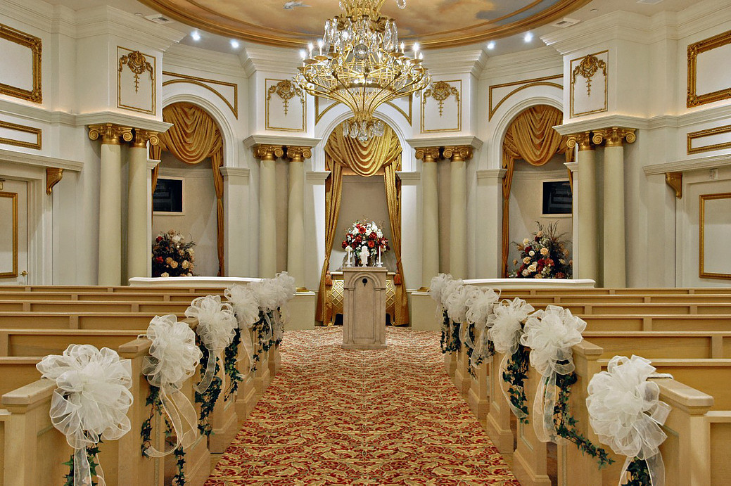 Las Vegas Hotel Wedding Venues