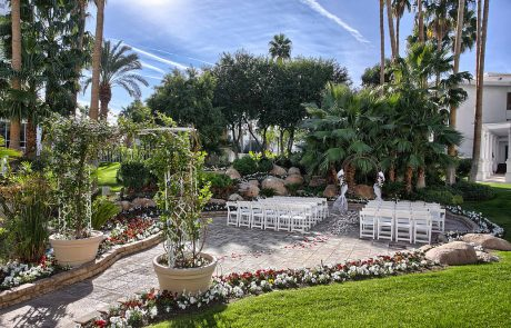 Courtyard At Tropicana