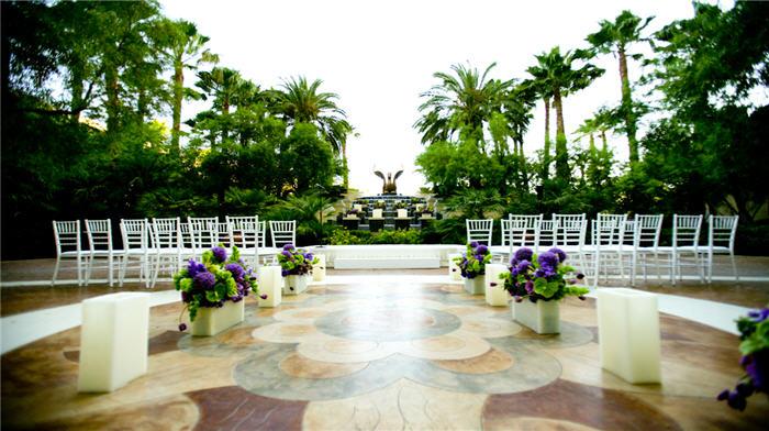 Fountain Terrace Four Seasons