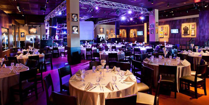Hard Rock Cafe Las Vegas Wedding Reception