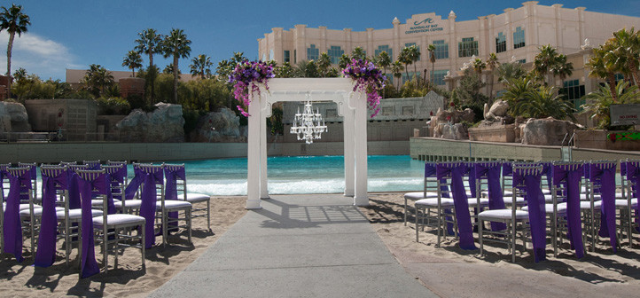Las Vegas Beach Wedding Travel Guide