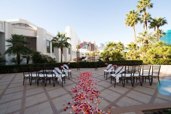 Interested in outdoor vegas weddings check venues from for Terrace gazebo