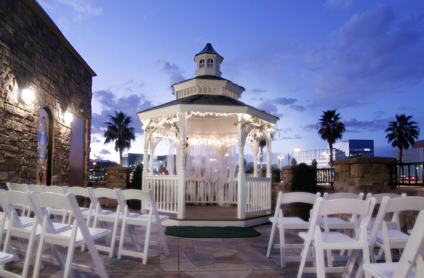 The Terrace Gazebo