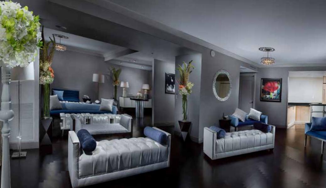 Do you want a wedding in Las Vegas? Choose The Cosmopolitan venue