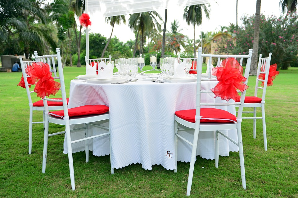 How to choose the right tablecloth size for your wedding solutioingenieria Images
