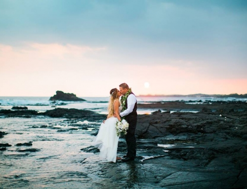 Hawaii is a perfect wedding destination for history lovers