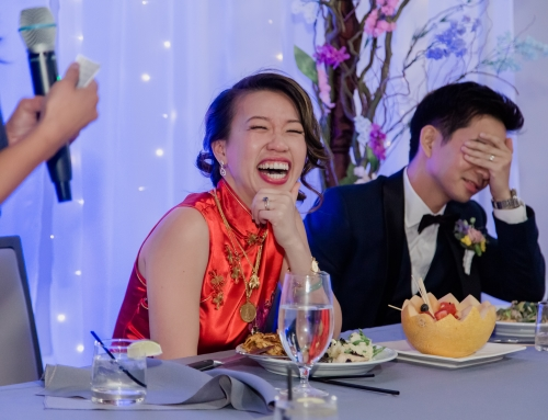 When Chinese Wedding Traditions meet Las Vegas Wedding Standards